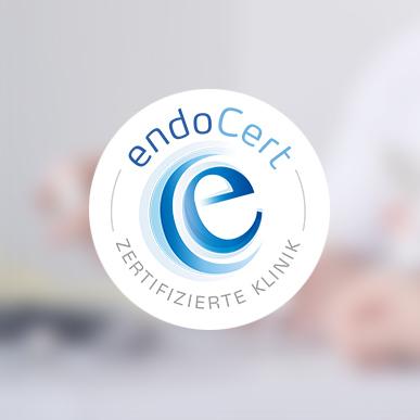 Die Beckerklinik ist endoCert-zertifiziert